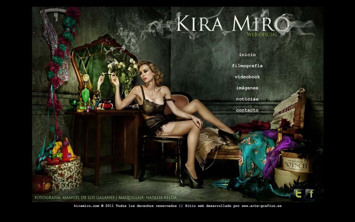 Kira Miró - Arte Gráfico