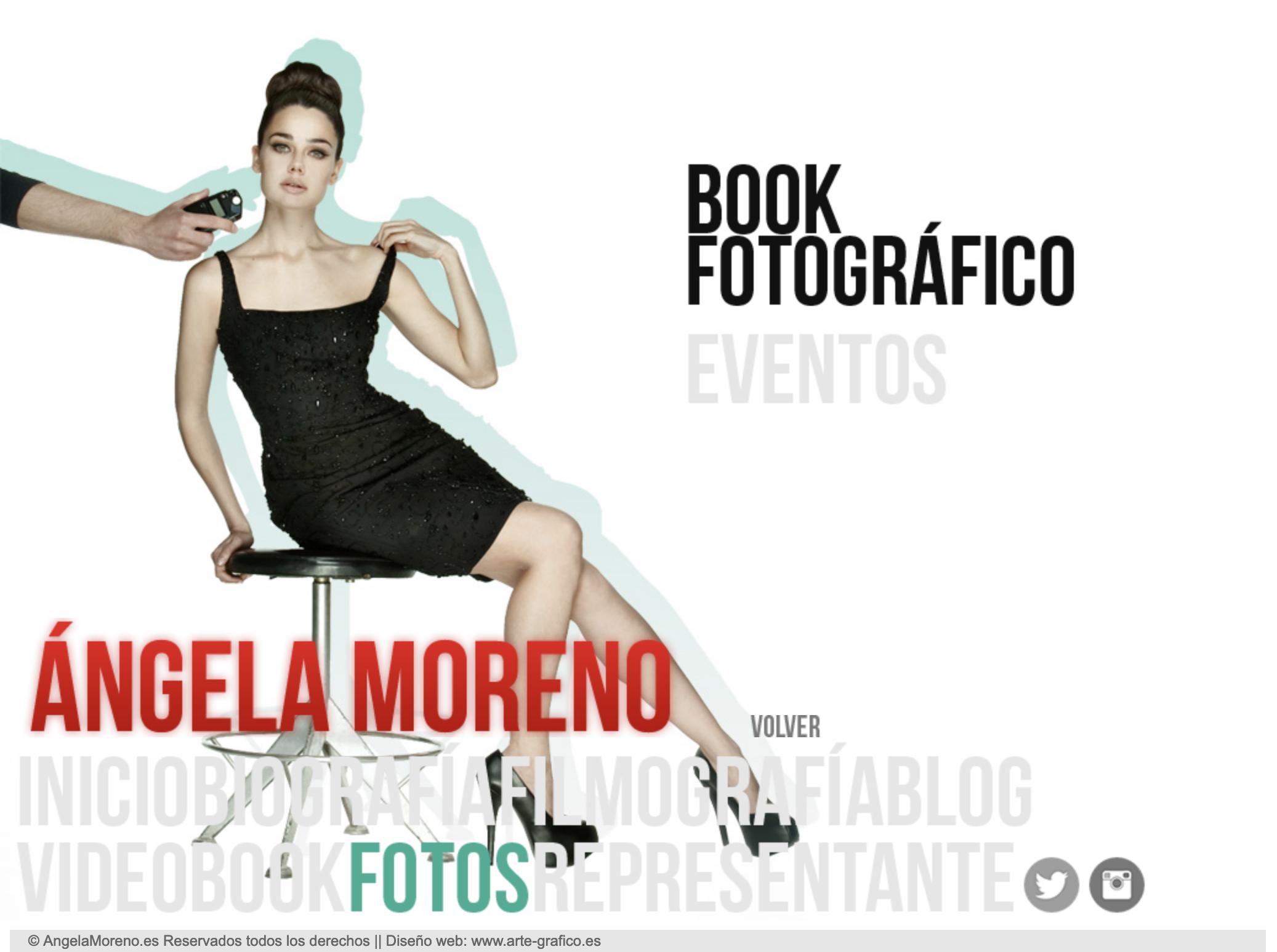 Ángela Moreno - Arte Gráfico