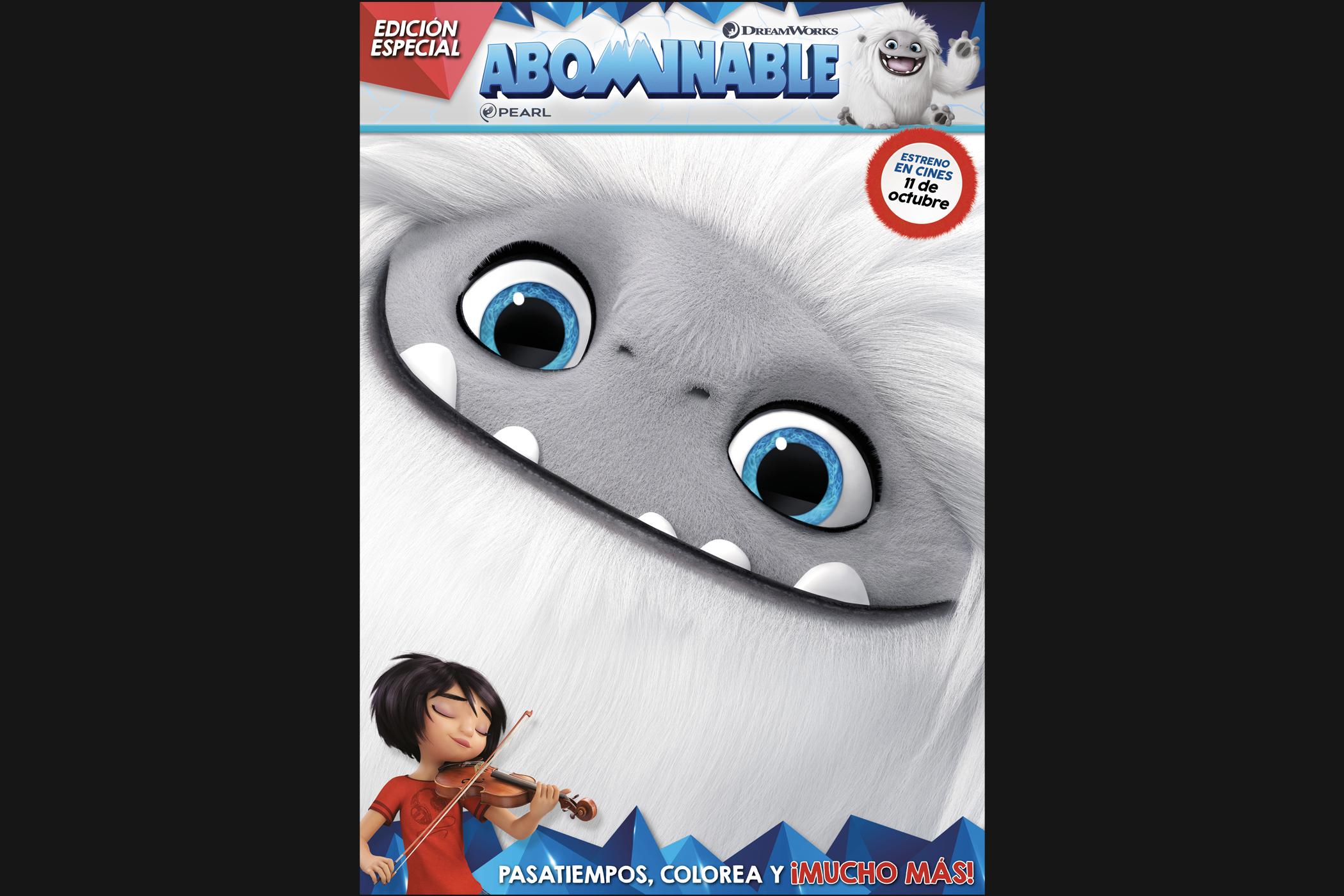 Especial de cine Abominable - Arte Gráfico