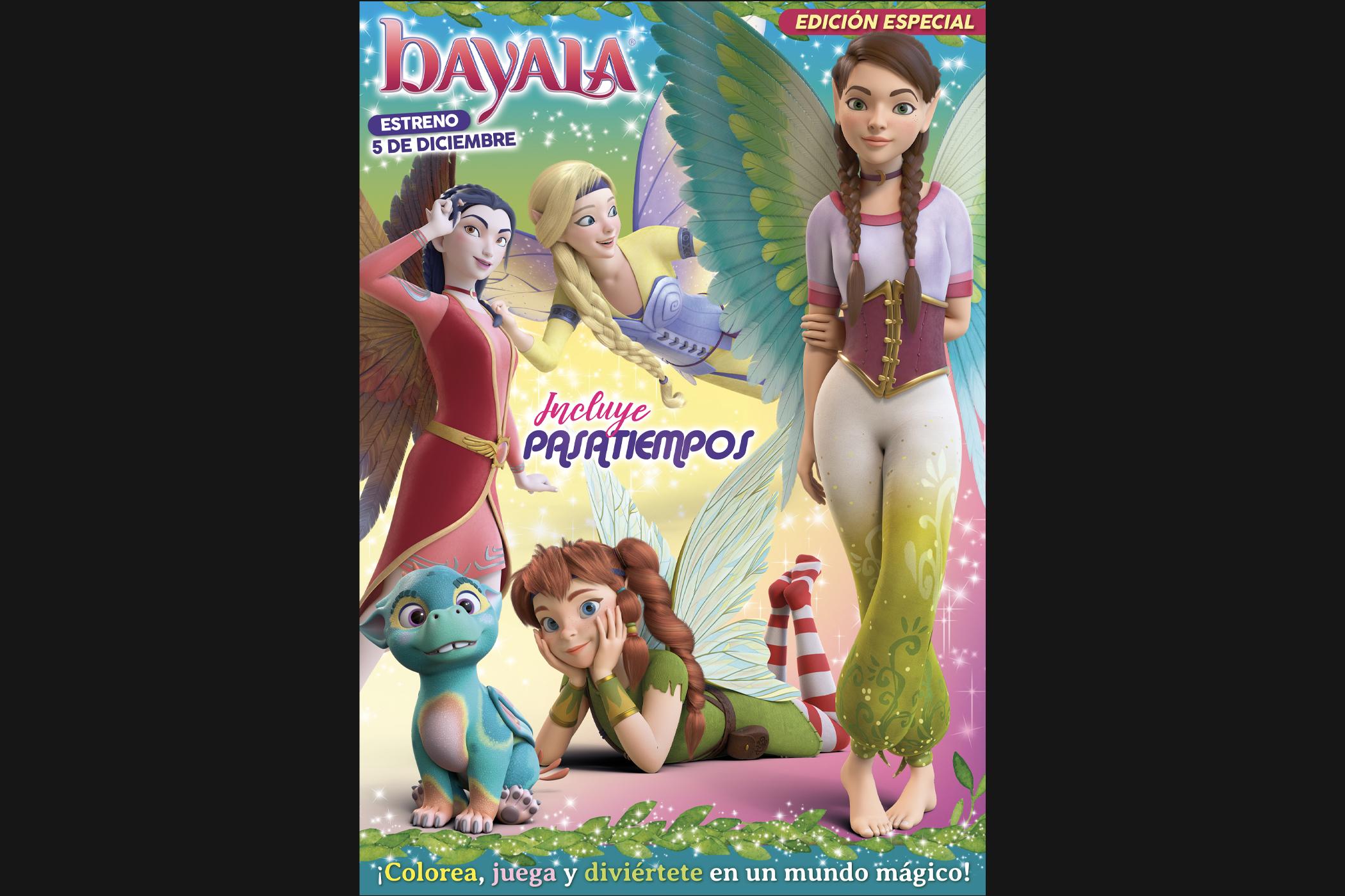 Especial de cine Bayala - Arte Gráfico
